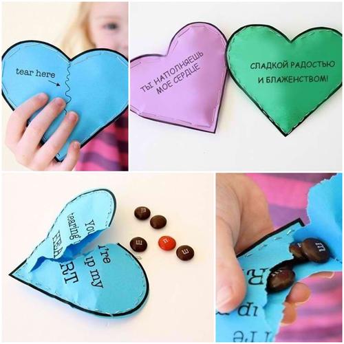 Поделки в день святого валентина своими руками