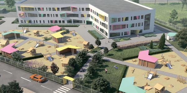 Новые Ватутинки начинают строительство пятого детского сада